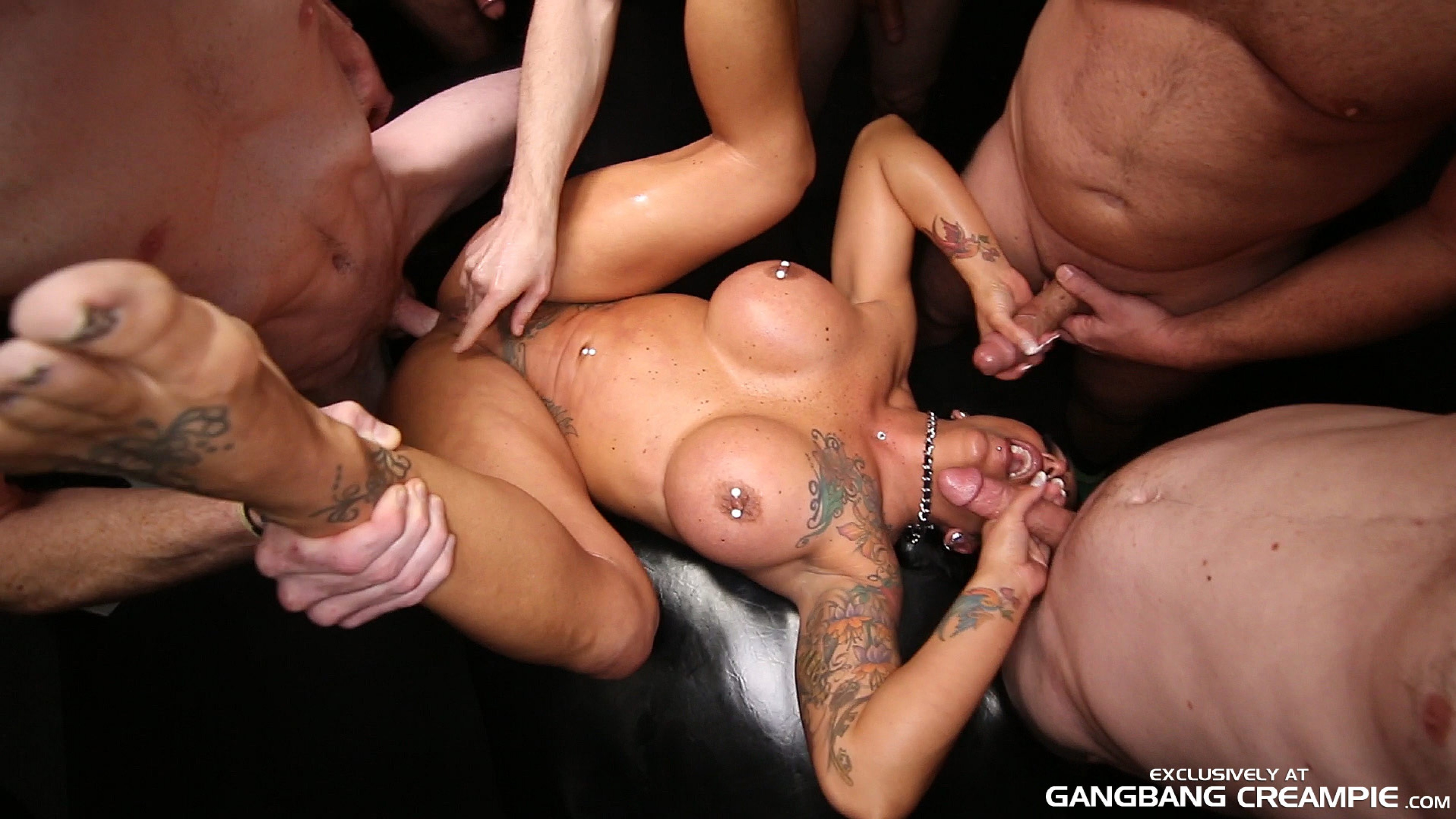 Tito recommend best of creampie tif gangbang