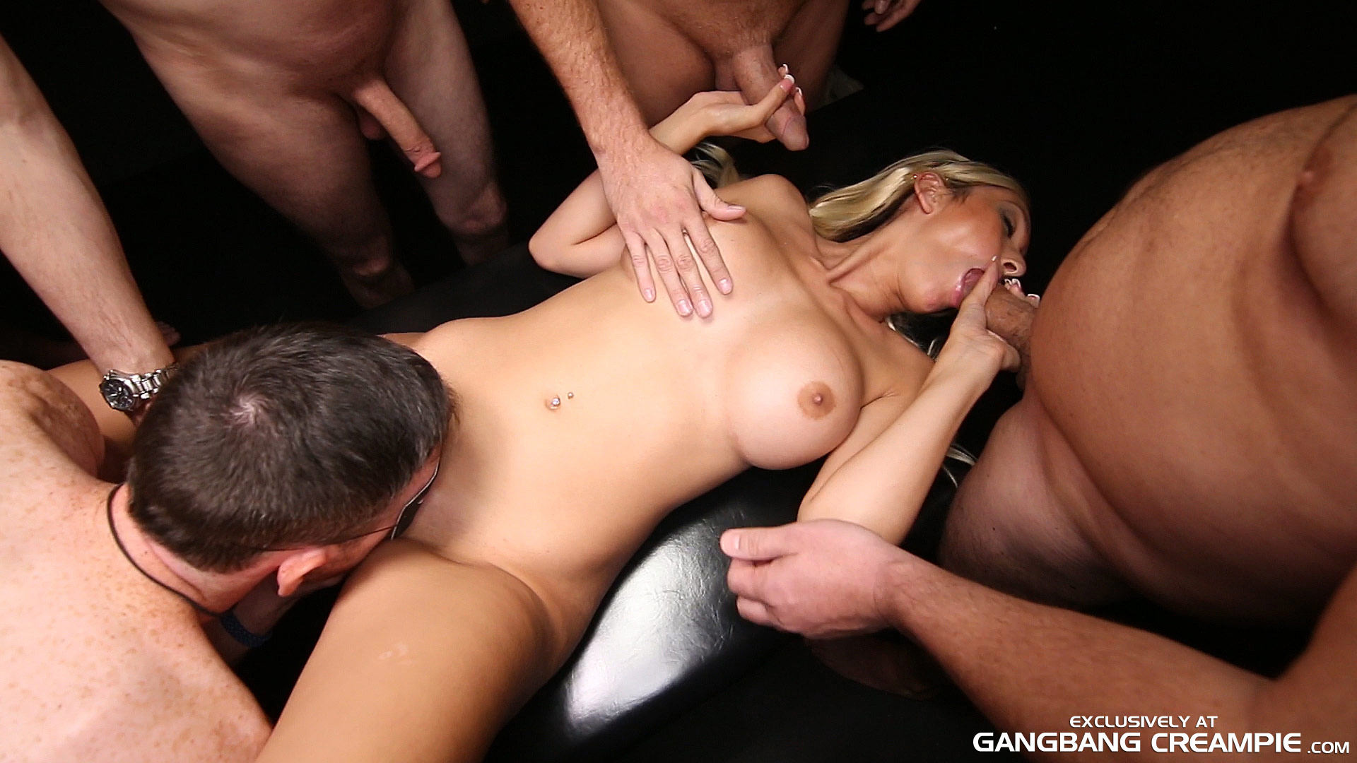 Blonde Teen First Creampie